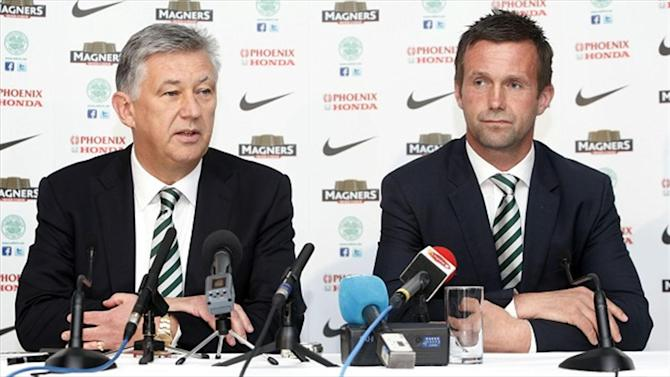 "Football - Deila ""top"" of Celtic's list"