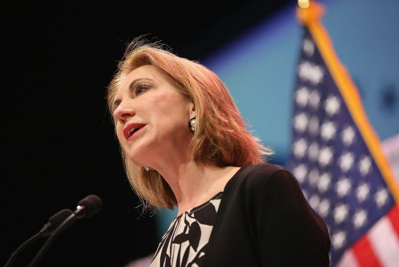 Former HP CEO Carly Fiorina confirms she's running for president
