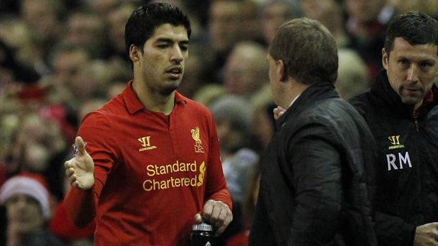 Premier League - Suarez future 'in Liverpool's hands'