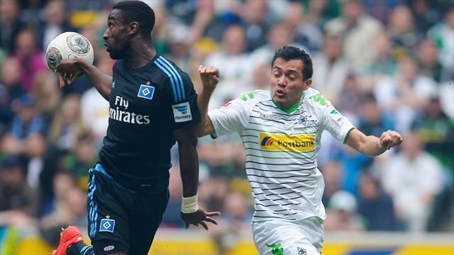 Bundesliga - Venezuela international Arango leaves Gladbach
