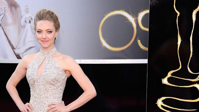 85th Annual Academy Awards - People Magazine Arrivals: Amanda Seyfried