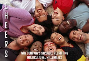 Why Companies Struggle Recruiting Multicultural Millennials image recruiting multicultural millennials