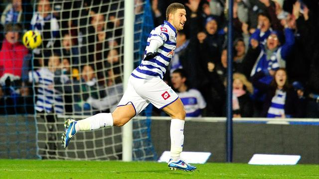 Premier League - Taarabt inspires QPR's first win of the season