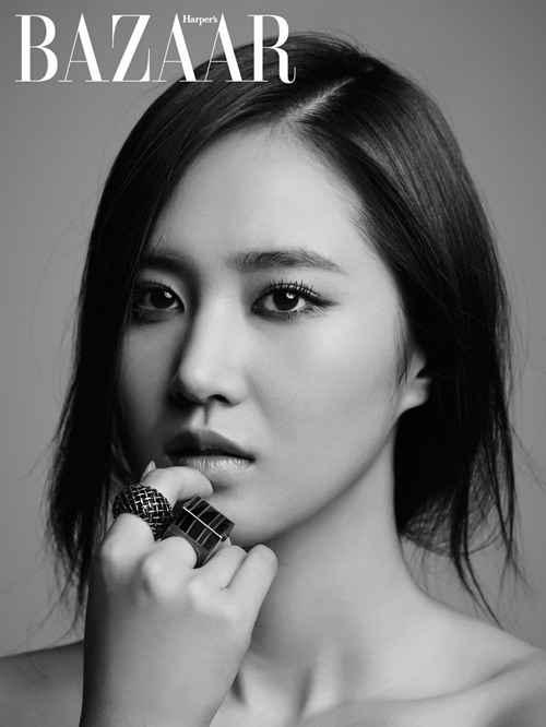SNSD Yuri Thanks Ha Jung Woo for His Support