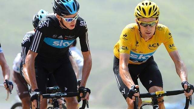 Tour de France - Froome picked ahead of Wiggins as Sky's leader for Tour