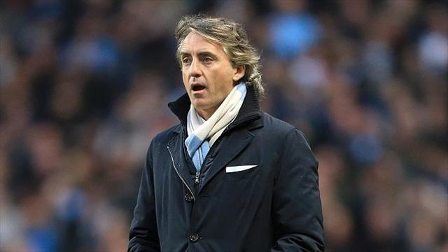 FA Cup - Mancini defends City's season