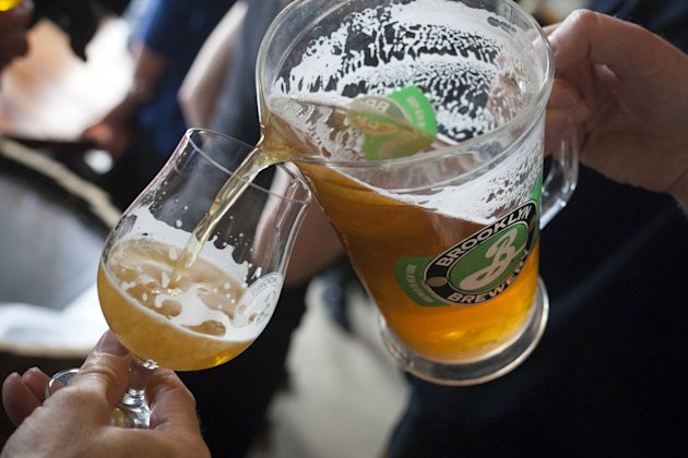 Beers may soon be poured again for those with celiac disease as a new pill is under development. (Reuters)