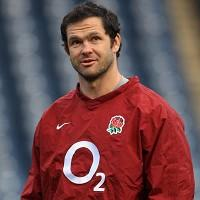 Andy Farrell is relishing the chance to tour with the British and Irish Lions