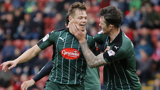 Football League your thoughts: Plymouth Argyle enjoy another away day