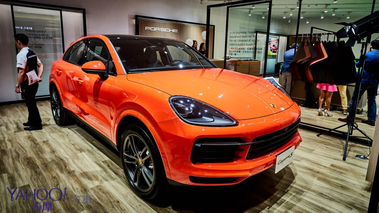 【新車圖輯】老婆逛街、老公寄放這!全球首座Porsche NOW概念店台北新光三越A9正式開幕!