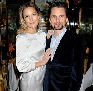 Kate Hudson, Matt Bellamy Aren't Secretly Married: Source