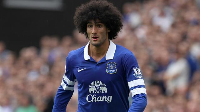 Liga - United sign Fellaini after Herrera deal collapses