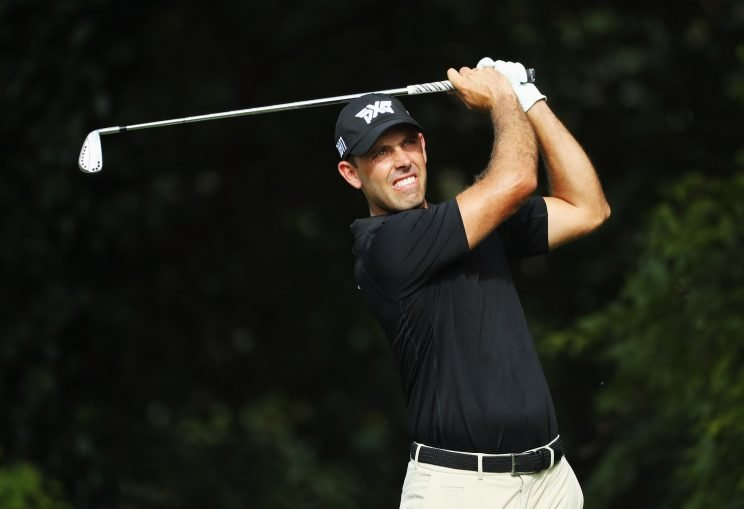 Charl Schwartzel had a good day at East Lake. (Getty Images)