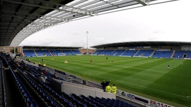 League Two - Chesterfield ponder second bid for Morsy