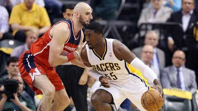 Basketball - Pacers and Thunder both level series