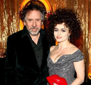 "Helena Bonham Carter Slams Tim Burton Cheating Story: Kissing Photos Are ""Nonsense"""