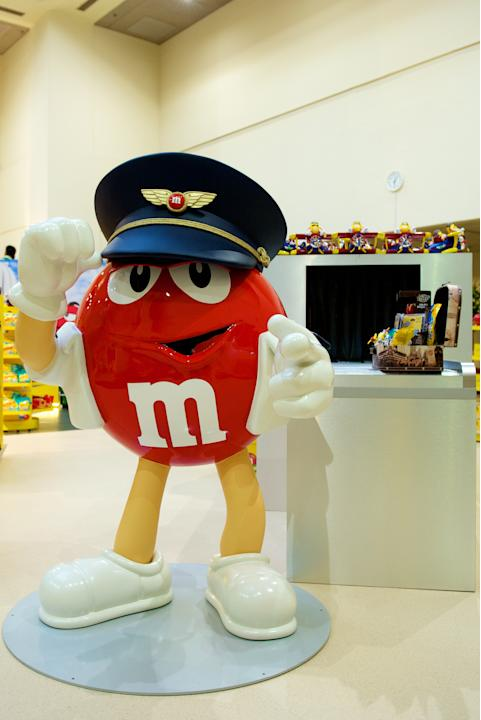 Sweet treats galore at Changis new M&Ms store 3