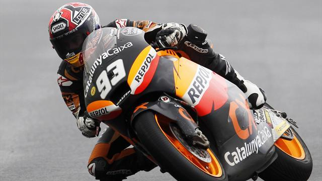 Motorcycling - Marquez won't rush MotoGP success