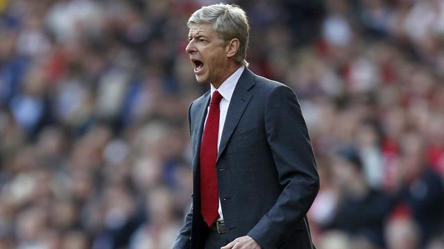 "Premier League - Wenger dismisses ""lies"" over Arsenal divisions"