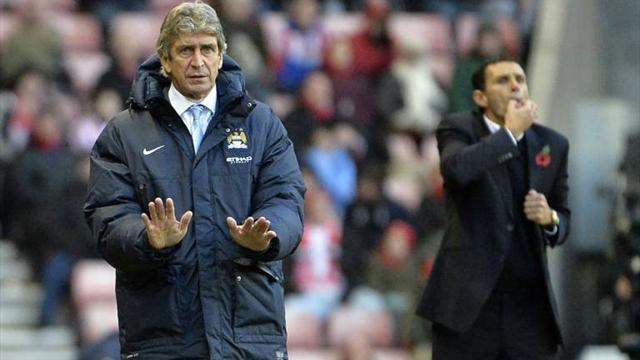 Premier League - Pellegrini worried by away form