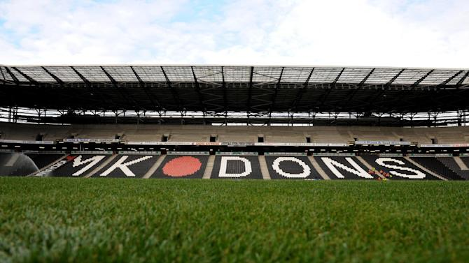 MK Dons are set to host AFC Wimbledon in the FA Cup second round