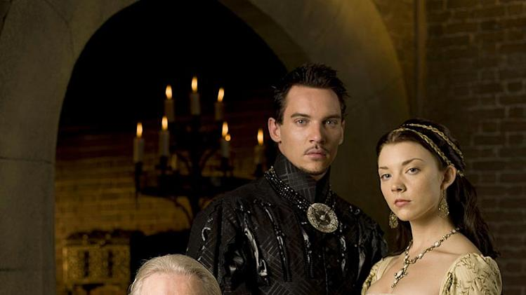 Peter O'Toole stars as Pope Paul III , Natalie Dormer stars as Anne Boleyn and Jonathan Rhys Meyers stars as Henry VIII in The Tudors.
