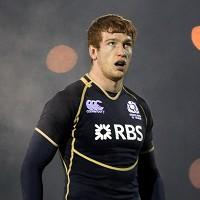 Debutant Rob Harley left it late to spare Scotland's blushes