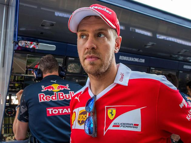 Vettel fuming after Russian GP collision