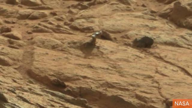 mars rover discovers - photo #16