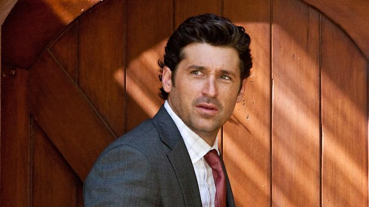 Valentine's Day Production Photos 2010 New Line Cinema Patrick Dempsey