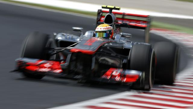 Formula 1 - McLaren: Clinical finish key to F1 title