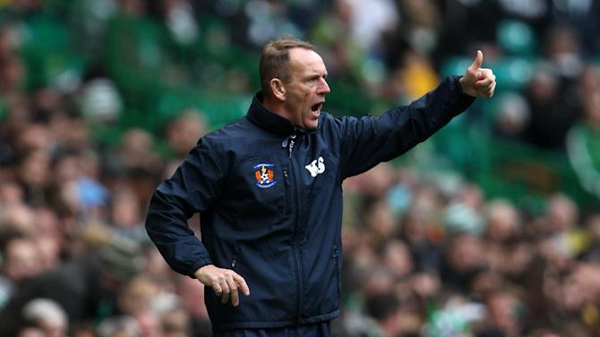 Kenny Shiels was fuming after his team's defeat to Inverness