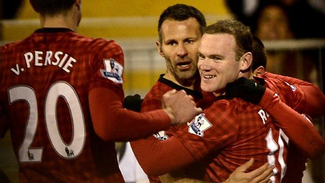 Premier League - Rooney ruled out of QPR game