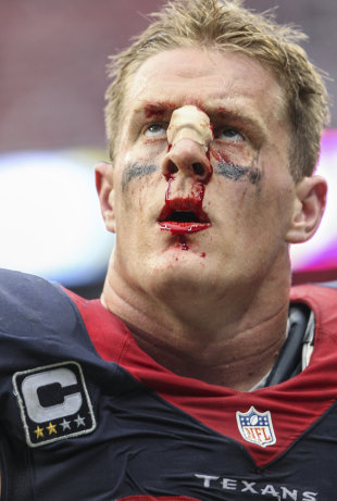 J.J. Watt (USA Today Sports Images)