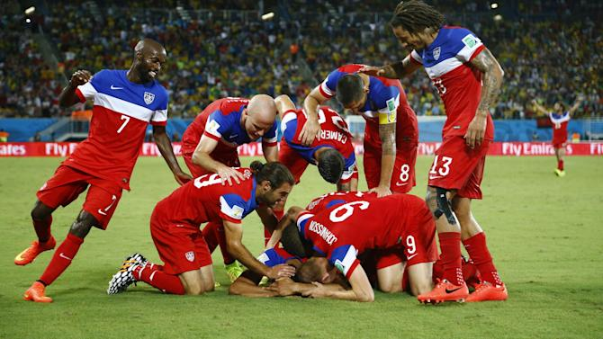 World Cup - Strange love: How America learned to stop worrying and love 'soccer'