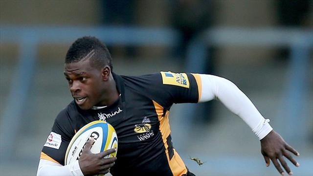 Rugby - Wade pens new Wasps deal