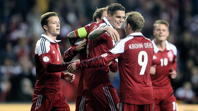 World Cup - Group B: Denmark miss out despite finishing second