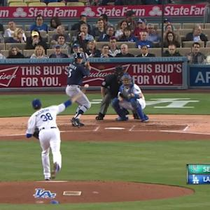 McCarthy strikes out 10 Mariners