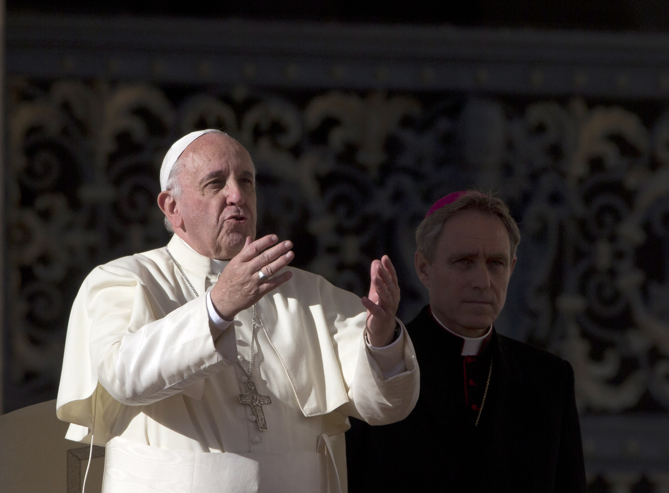 Pope praises the diplomacy of US-Cuba accord