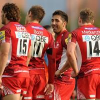London Welsh's quest for the Amlin Challenge Cup quarter-finals have been given a boost