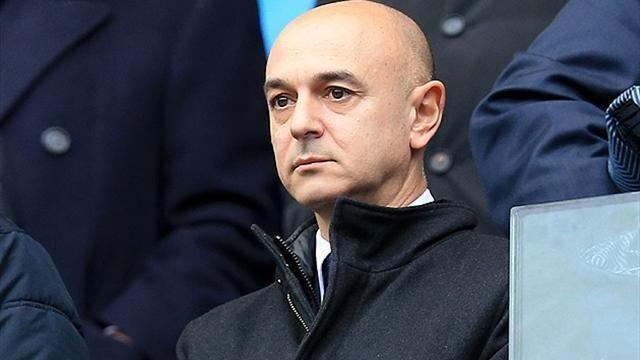 Premier League - Levy: Tottenham may be forced to ground-share