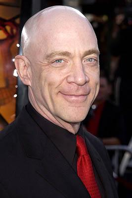 "Premiere: <a href=""/baselineperson/4051979"">J.K. Simmons</a> at the LA premiere of Columbia Pictures' Spider-Man - 4/29/2002"