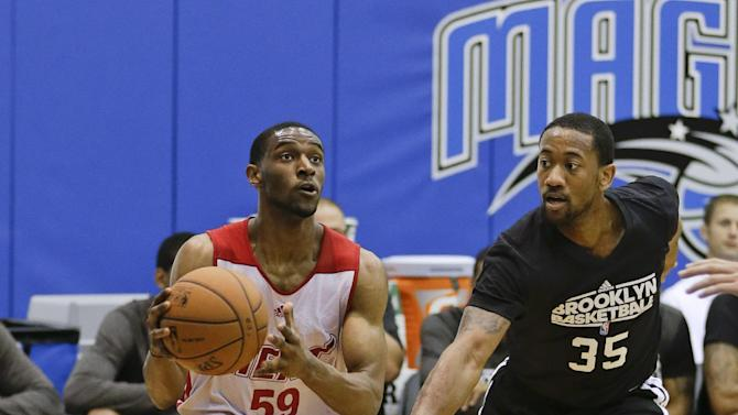 Nets Heat Basketball