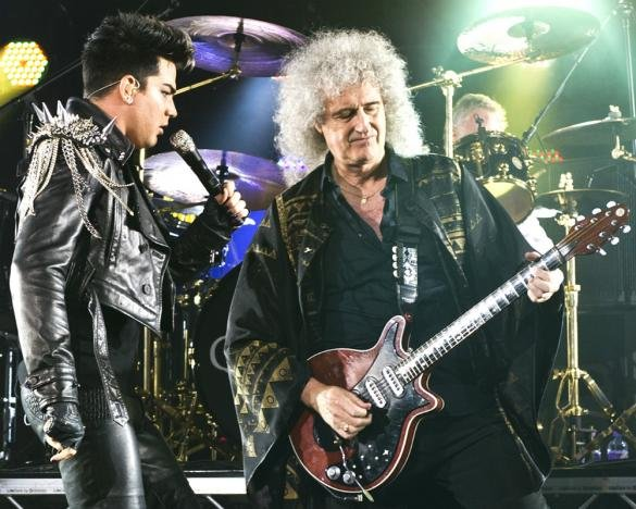 Adam Lambert On Queen: 'Freddie Mercury's Lifestyle Wasn't An Issue For Them At All' - EXCLUSIVE