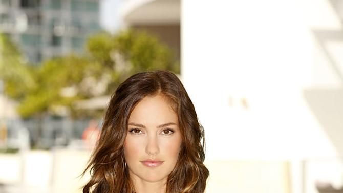"""Minka Kelly stars as Eve French in """"Charlie's Angels."""""""