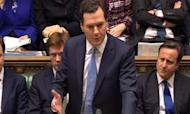 Budget: 2013 Growth Forecast Is Cut In Half