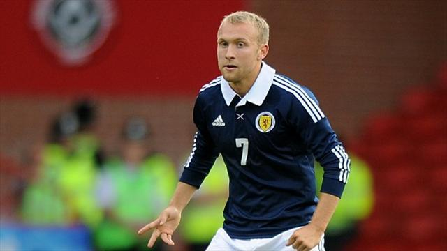 Football - McGeouch hoping for more chances
