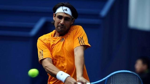 Tennis - Baghdatis falls early in Indian Wells