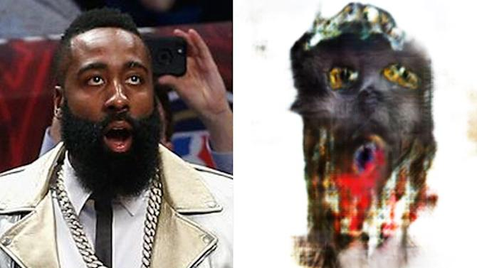We used a new app to turn NBA players into cats and created monsters