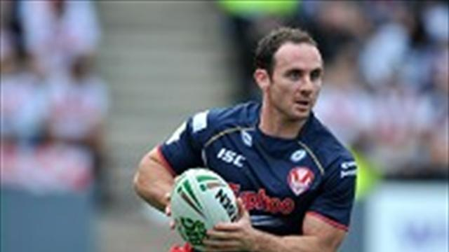Rugby League - Hohaia happy with young Saints